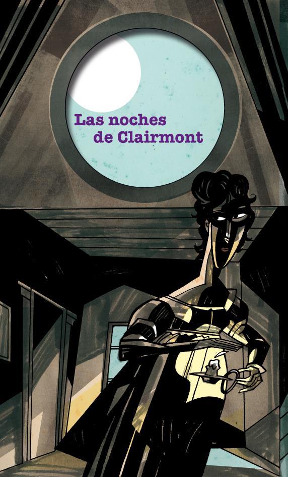 """Las noches de Clairmont. Relato """"La Cruz del Sur"""""""