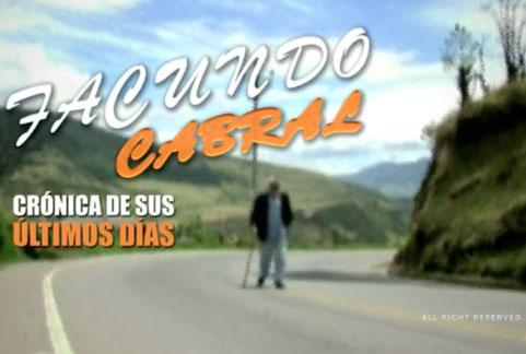 Facundo Cabral: el documental